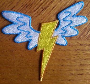 """Blue Wonderbolts Emblem Patch 4"""""""