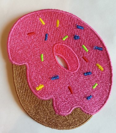 """Donut Joe Cutie Mark Patch 4"""""""