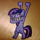 Twilight Sparkle as Trollight Sparkle