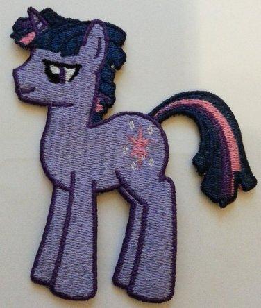 Twilight Sparkle as Dusk Shine