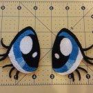 70mm Fluttershy Eyes