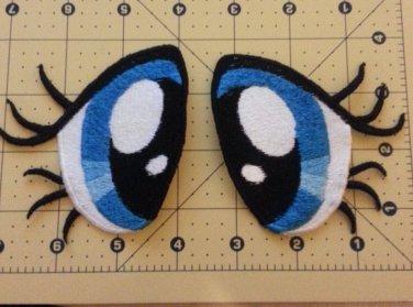 85mm Fluttershy Eyes