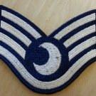 "4"" 4 Bar Lunar Dress Uniform Rank Patch"
