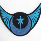 Lunar Republic Shaped Wings & Star Patch
