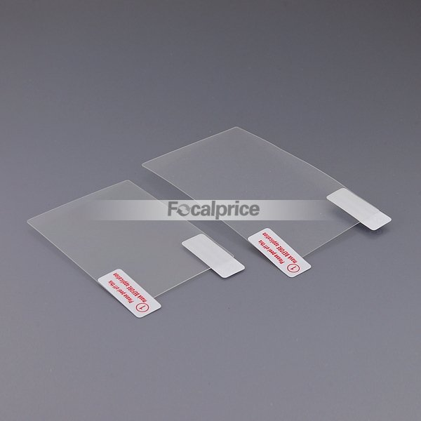 Anti-Scratch Screen Protector for Nintendo 3DS