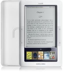 Barnes and Noble NOOK eBook Reader [ Black & White ]