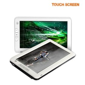E-Book Reader with 7 Inch Touch Screen + 4GB