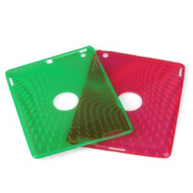 Plactic Back Case for Apple Ipad 2