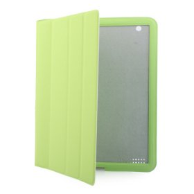 Ultra-thin Wake Up/Sleep Protective Smart Cover Case Skin w/ Stand for Apple iPad 2