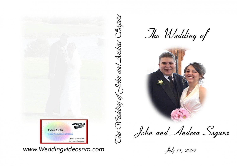 John & Andrea Wedding