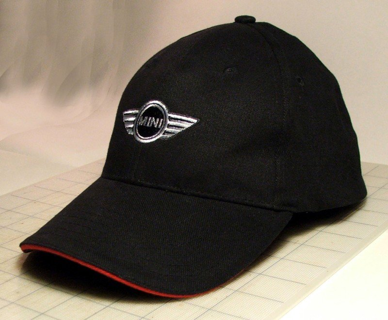 Official MINI Cooper Hat/Cap with Wings Embroidered Logo ...