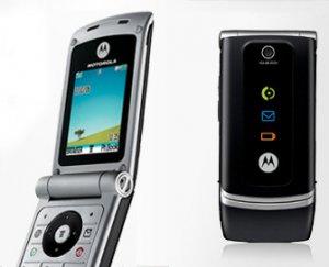 Motorola W375 Ultra Slim Cellular Phone (Unlocked)