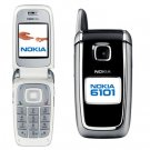 Nokia 6101 Color Tri-Band Cellular Mobile Phone with Camera (Unlocked)