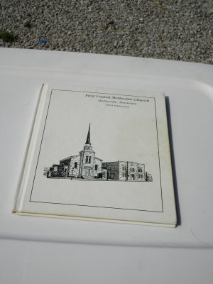 First United Methodist Church Shelbyville, Tennessee 1994 Directory