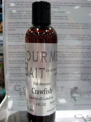 Gourmet Bait Crawfish Fish Attractant/Scent Bait