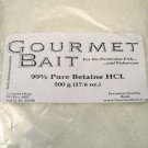 500 grams 99% Pure Pharmacuetical Grade Betaine HCL