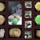 Various Snowskins