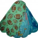 12 BOY DIAPER LINERS (DOUBLERS)
