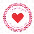 Printable Valentines You Tags - Baby Shower Birthday