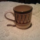 Vintage collectable cup sberna deruta hand painted in italy