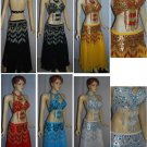 Dress Never again offer Belly Dance costume Silver Bead