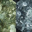 600 Pc Silver & Gold Belly Dance Costuming Coins Style1