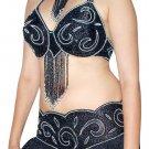 Black  Dance EHS Costume Handmade hot sale sexy look