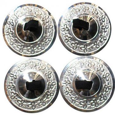Belly Dance  Detailed Zill/Finger Cymbals zills 16 pc lot
