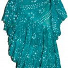 American Tribal Style Belly Dance polka dot cotton skirts