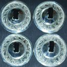 Egyptian Style belly dance finger cymbals zills 4 pcs - store333