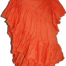 Gypsy Cotton Skirt 4 Tier 25 Yard Belly Dance EHS 30 Color