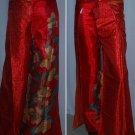 HIPPIE BOHO oriental gypsy yoga belly dance art fisherman skirt pants