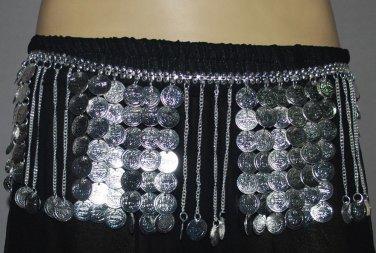 Metal belt for belly dancers , Belly Dance