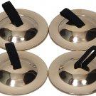 Belly Dancing Finger Cymbals (Zills) - Set of 4