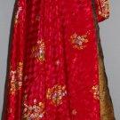 Vintage plus size Art silk sarong sari skirt 10 pcs - indiantrend