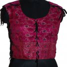 New American Tribal Lace style belly Dance Top