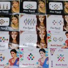 108 Sheets Women Forehead Belly Dance Bindi Stickers - Promotion Sale