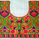 Jaipur Designer Kutch style Embroidery semi stitched Blouse