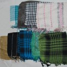 Set of 9 Womens Long Soft Scarves
