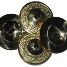 Zills Finger Cymbals Gold tone Saget belly dance Quality Sound