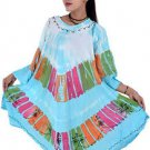 Pack of 10 Women's Long Sleeves Caftan Dress / Cover Up