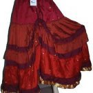 Handmade Rajasthani Tribal Dance ATS Gypsy Style Marinda Skirt - Multiple Choice