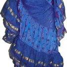 Full Circle 25 Yard Gypsy Long Belly Dance Premium Skirts - 30 Color/Prints