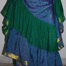 25 Yard Boho Style Gypsy Tribal Fusion ATS Belly Dance Skirts - 30 Color/Prints