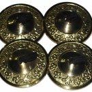 8 Pairs Wevez Afghani Finger Cymbals Golden (Zills) 16 Pcs