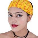 10 pcs Pack of Women Wide Sports Yoga Nonslip Stretch Headbands