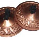 8 Pairs Grecian Zills/Finger Cymbals/Zils 16 pcs Copper