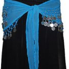 Plus Size Belly Dance Belt Costume Hip Scarf / Belts - Pack of 12 colors