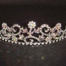 Bridal Rhinestone crystal crown tiara Headband HR91