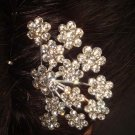 Bridal Rhinestone Crystal Hairpin tiara Hair Pin RP94
